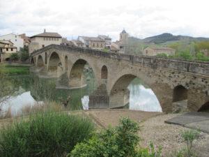 Brücke Puenta la Reina